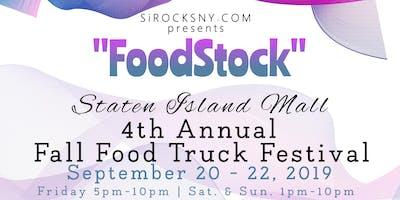 Foodstock 4th Annual SI Fall Food Truck Festival