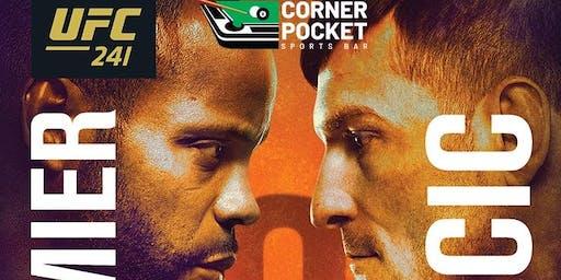 UFC 241 Cormier vs Miococ