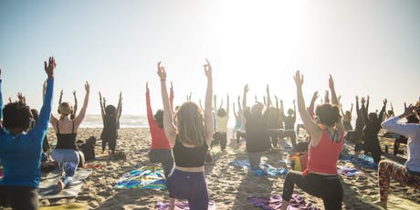 Beach Yoga with Outdoor Yoga SF X The Assembly! tickets