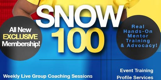 SNOW 100 is Alive! August