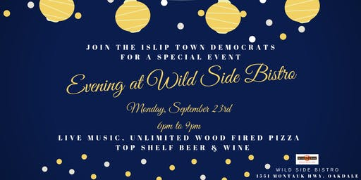 An Evening at Wild Side Bistro