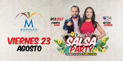 CHISPA SALSA PARTY