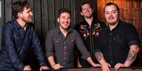Ward Hayden & The Outliers at The Parlor Room tickets