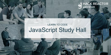 Learn to Code Denver: JavaScript Study Hall tickets