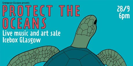 Protect The Oceans tickets
