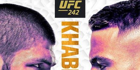 UFC 242 Khabib vs Poirier tickets