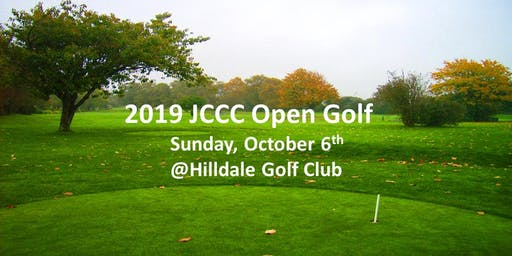 JCCC Open Golf Tournament 2019