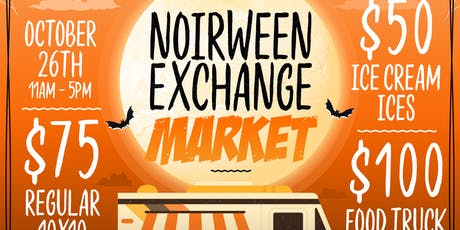 NoirWeen Exchange Market  tickets