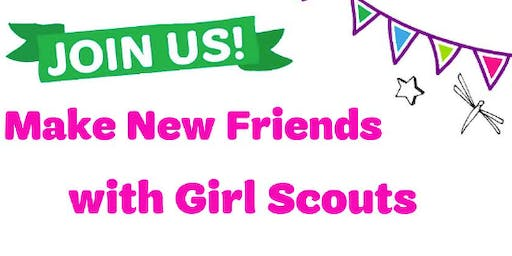Linden Oaks Girl Scout Ice Cream Sign Up Night