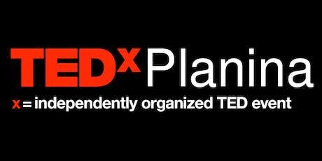 TEDxPlanina tickets
