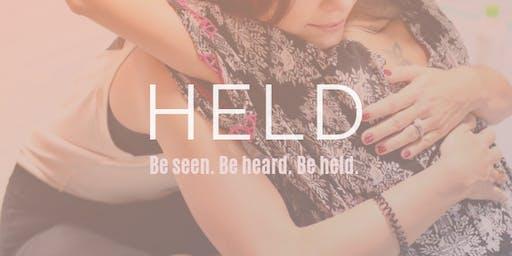 HELD • 9.5