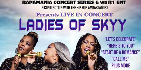 LADIES OF SKYY 40th ANNIVERSARY CONCERT  tickets