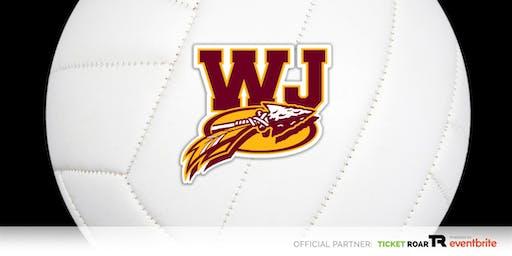 Walsh Jesuit vs Nortre Dame Cathedral Latin School JV/Varsity Volleyball (Girls)