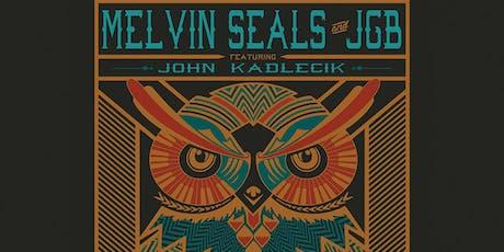 Melvin Seals & JGB ft. John Kadlecik + George Porter Jr. Trio tickets