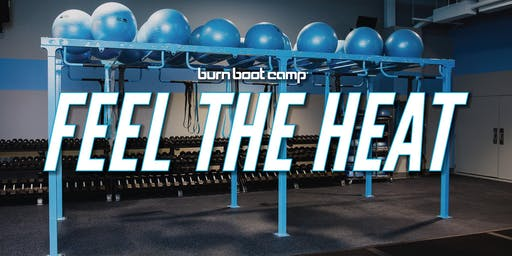Feel The Heat with Burn Boot Camp (Plano, Texas)
