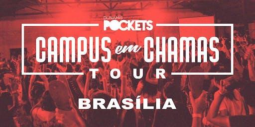 CAMPUS EM CHAMAS TOUR / BRASÍLIA