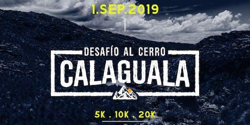 Desafío al cerro Calaguala