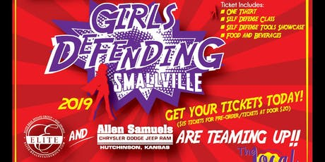 Girls Defending Smallville 2019 tickets