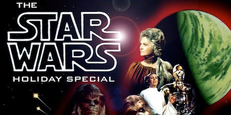 Nerd Out Night: A Star Wars Holiday Special tickets