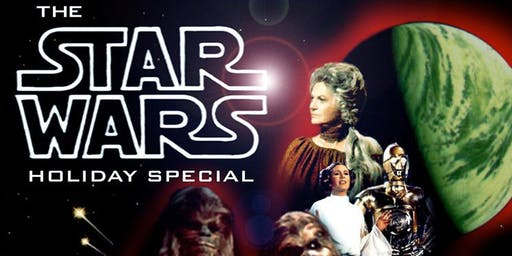 Nerd Out Night: A Star Wars Christmas Special