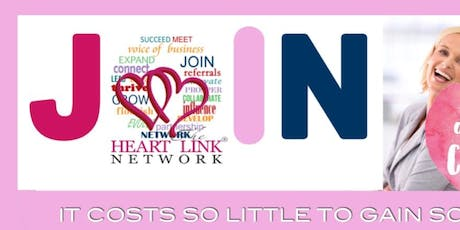 September Networking Dinner with HeartLink Women tickets