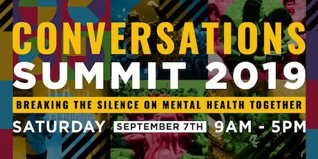 THE CONVERSATIONS SUMMIT tickets