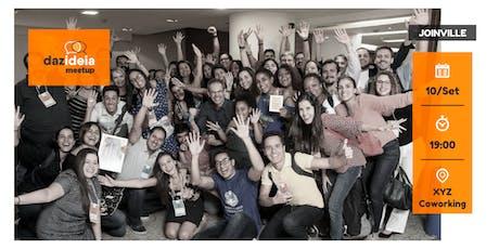Dazideia Meetup Joinville ingressos