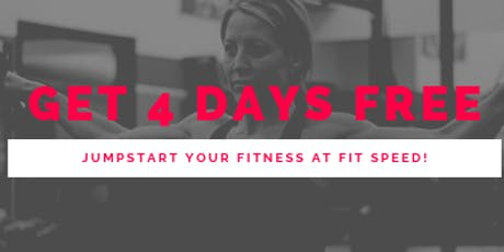 Free Fitness Week at Fit Speed! tickets