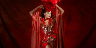 Adèle Wolf's Burlesque & Variety Show - 8th Annual Halloween Spectacular