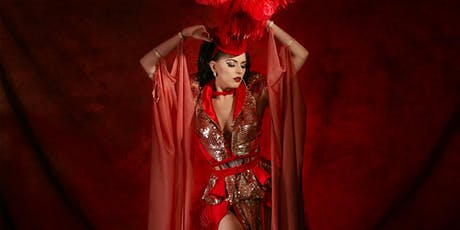 Adèle Wolf's Burlesque & Variety Show - 8th Annual Halloween Spectacular tickets