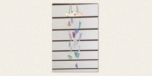 Shell/Glass Wind Chime Making Class