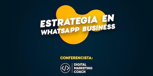 Estrategia en WhatsApp Business