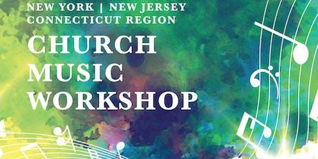 Clases para Musica en la Iglesia (Church Music Workshop) tickets