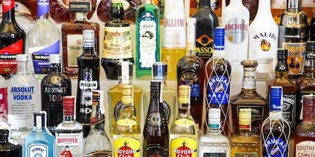 Mixology 101 - Choosing the Best Bottles tickets