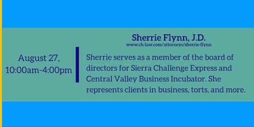 Sherrie Flynn Office Hours