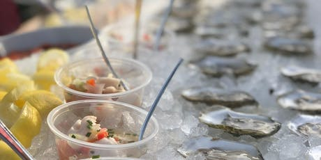 New England Shellfish 101 with Island Creek Oysters tickets