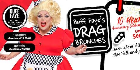 "Buff Faye's Drag Brunch: ""Charlotte's #1 Drag Brunch since 2009"" tickets"