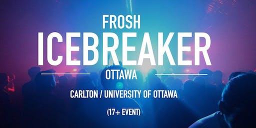 The Frosh Icebreaker // Ottawa // 2019