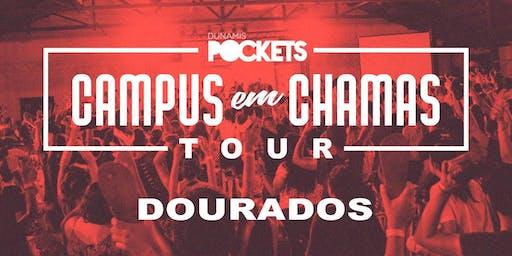 CAMPUS EM CHAMAS TOUR / DOURADOS - MS