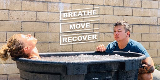 Breath, Move, and Recover Workshop with Wim Hof and XPT Coach Robert