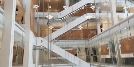 Nouveau palais de justice Clichy (possibilité d'assister aux audiences civil /pénal, délits) tickets