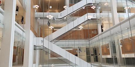 Nouveau palais de justice Clichy (possibilité d'assister aux audiences civil /pénal, délits) billets