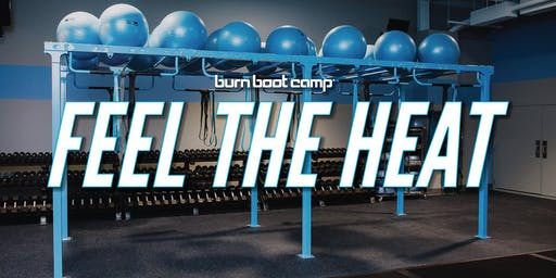 Feel The Heat with Burn Boot Camp (New Braunfels, Texas)