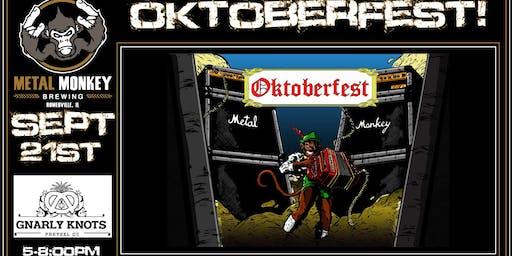 Oktoberfest at Metal Monkey Brewing