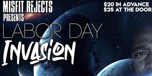 MisFit ReJects Presents: Labor Day Invasion Festival