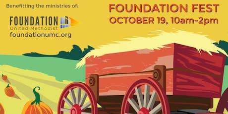 3rd Annual Foundation Fest tickets