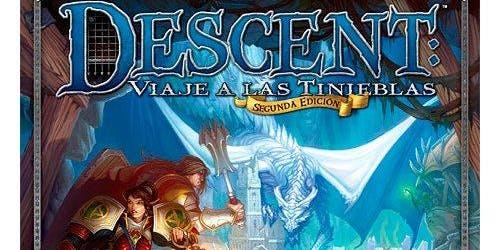 JUEGO DE MESA: DESCENT 2
