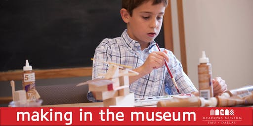 Making in the Museum: Pets & Their People