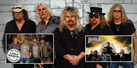 Molly Hatchet and Saving Abel with Michael Alexander & Big Whiskey tickets