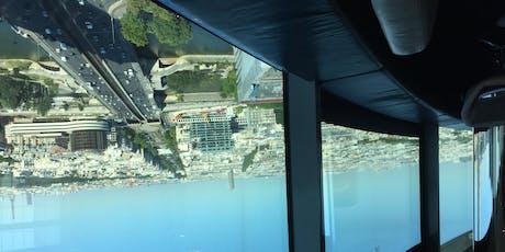 « Conférence 1H 15, insolite (+ conso libre) des superbes Roofs Toits Terrasses de Paris » billets